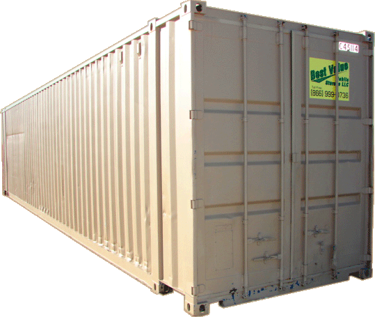 Best Value Mobile Storage rental container image